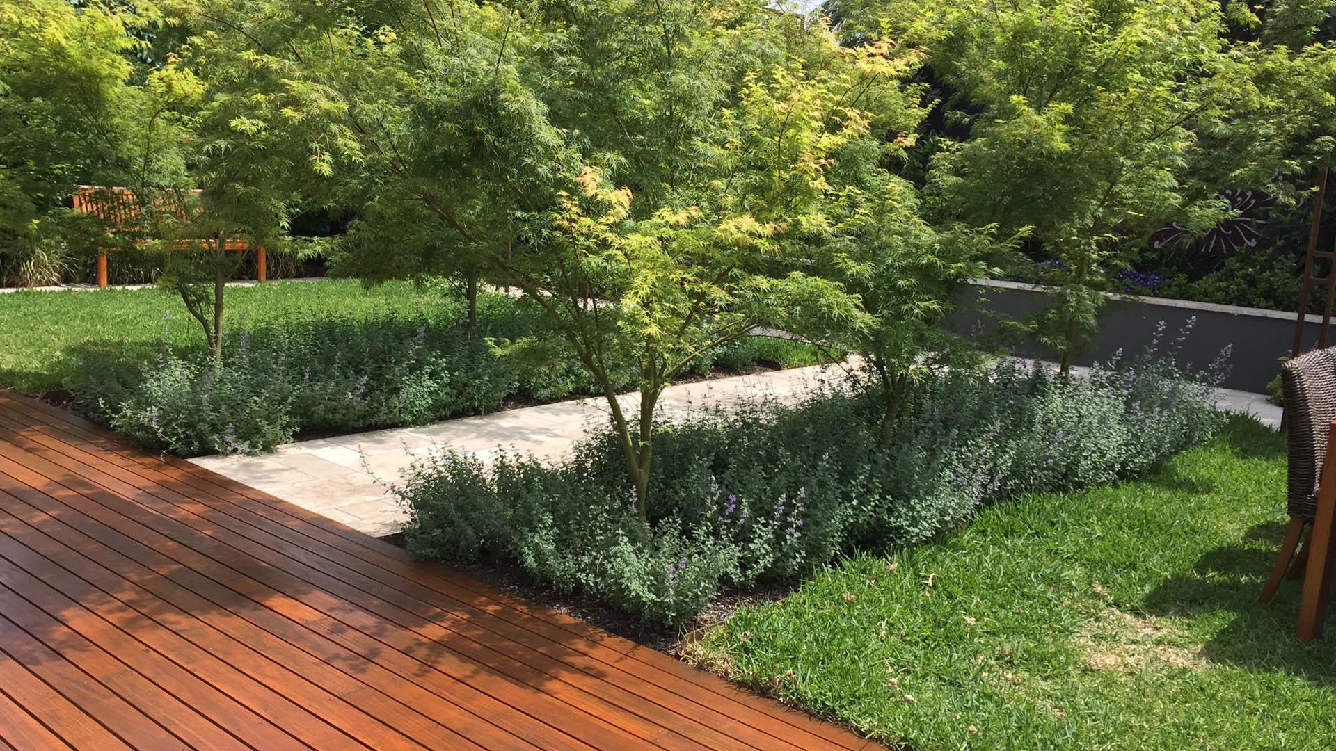 Ros McCully Garden Design Alphington, Melbourne