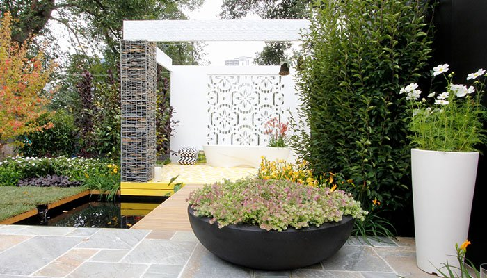 Ros McCully Garden Design Melbourne International Flower and Garden Show